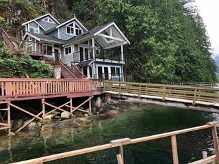 Recreational Property for sale in Indian Arm, North Vancouver, North Vancouver, 824 Indian Arm, 262421012 | Realtylink.org