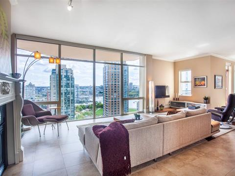 Apartment for sale in Yaletown, Vancouver, Vancouver West, 1801 1280 Richards Street, 262419026 | Realtylink.org