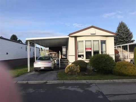 Manufactured Home for sale in King George Corridor, Surrey, South Surrey White Rock, 70 2120 King George Boulevard, 262443714 | Realtylink.org
