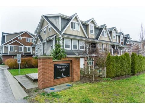 Townhouse for sale in Grandview Surrey, Surrey, South Surrey White Rock, 51 15988 32 Avenue, 262444850 | Realtylink.org
