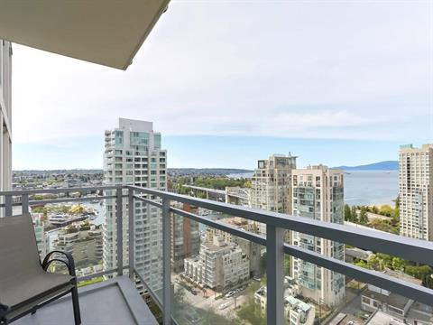 Apartment for sale in Yaletown, Vancouver, Vancouver West, 2201 1455 Howe Street, 262444998 | Realtylink.org