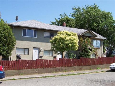 Triplex for sale in Port Alberni, PG Rural West, 3035&3037 1st Ave, 456136 | Realtylink.org
