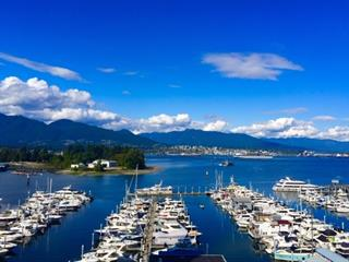 Apartment for sale in Coal Harbour, Vancouver, Vancouver West, 902 590 Nicola Street, 262405093 | Realtylink.org