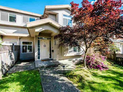 1/2 Duplex for sale in Highgate, Burnaby, Burnaby South, 7496 Imperial Street, 262425643 | Realtylink.org