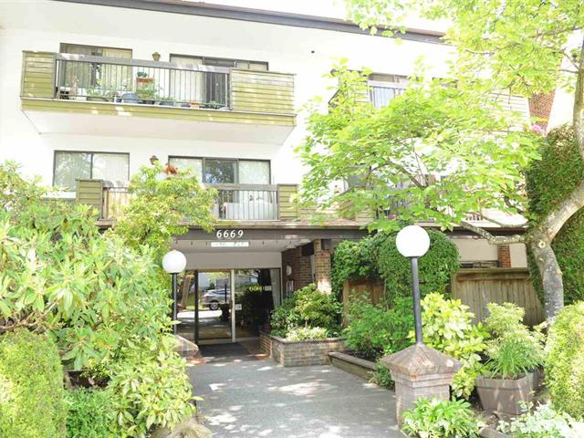 Apartment for sale in Metrotown, Burnaby, Burnaby South, 106 6669 Telford Avenue, 262436517 | Realtylink.org