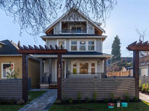 1/2 Duplex for sale in Grandview Woodland, Vancouver, Vancouver East, 1828 Graveley Street, 262444967 | Realtylink.org