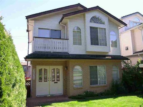 House for sale in Knight, Vancouver, Vancouver East, 5038 Sherbrooke Street, 262444881 | Realtylink.org