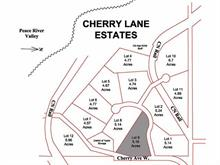 Lot for sale in Taylor, Fort St. John, Lot 9 Cherry Lane, 259586139 | Realtylink.org