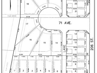 Lot for sale in Willoughby Heights, Langley, Langley, 20543 70a Avenue, 262439092 | Realtylink.org