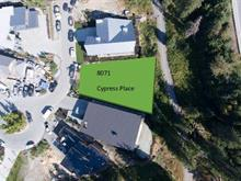 Lot for sale in Green Lake Estates, Whistler, Whistler, 8071 Cypress Place, 262372984 | Realtylink.org