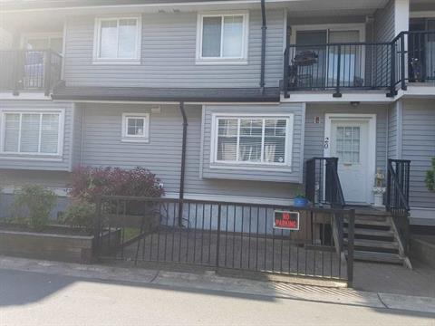 Townhouse for sale in Bridgeview, Surrey, North Surrey, 20 11255 132 Street, 262385517 | Realtylink.org