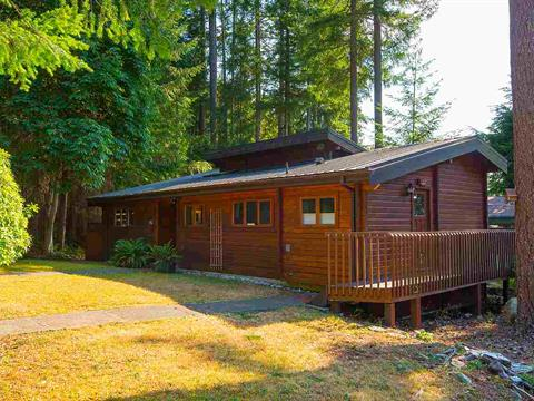 House for sale in Bowen Island, Bowen Island, 1517 Whitesails Drive, 262316713 | Realtylink.org