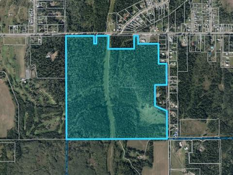 Lot for sale in North Blackburn, Prince George, PG City South East, 6525 Giscome Road, 262387432   Realtylink.org