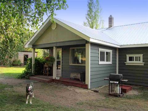 House for sale in Horsefly, Williams Lake, 3206 Beaver Valley Road, 262378887 | Realtylink.org