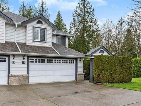 Townhouse for sale in Cottonwood MR, Maple Ridge, Maple Ridge, 22 11355 Cottonwood Drive, 262378167   Realtylink.org