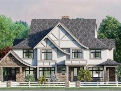 Lot for sale in Grandview Surrey, Surrey, South Surrey White Rock, 16656 26 Avenue, 262378475 | Realtylink.org