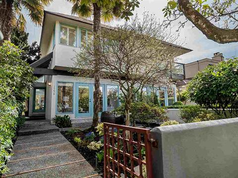 1/2 Duplex for sale in Fairview VW, Vancouver, Vancouver West, 1756 W 15th Avenue, 262378912 | Realtylink.org