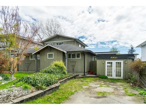 House for sale in White Rock, South Surrey White Rock, 15430 Roper Avenue, 262380568 | Realtylink.org