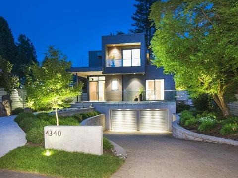 House for sale in Cypress, West Vancouver, West Vancouver, 4340 Stearman Avenue, 262382806 | Realtylink.org