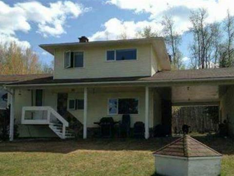 House for sale in Fraser Lake, Vanderhoof And Area, 1656 Le Poidevin Road, 262382453 | Realtylink.org