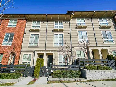 Townhouse for sale in Grandview Surrey, Surrey, South Surrey White Rock, 6 16261 23a Avenue, 262395435 | Realtylink.org