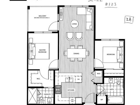 Apartment for sale in West Cambie, Richmond, Richmond, 123 4033 May Drive, 262395817 | Realtylink.org