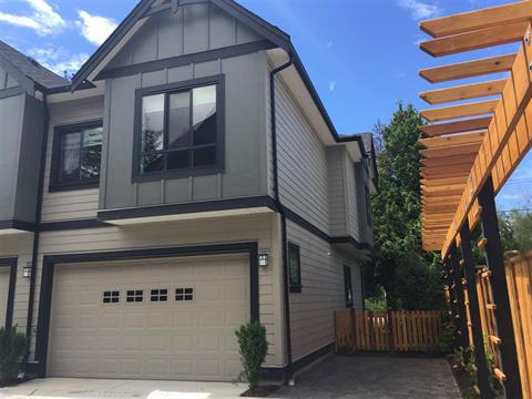 Townhouse for sale in Granville, Richmond, Richmond, 4 7388 Railway Avenue, 262397139 | Realtylink.org