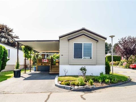 Manufactured Home for sale in King George Corridor, Surrey, South Surrey White Rock, 38 15875 20 Avenue, 262396645 | Realtylink.org