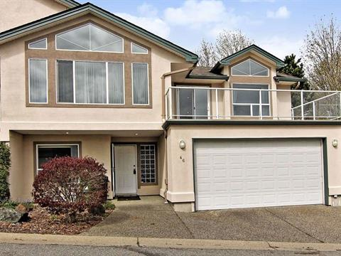Townhouse for sale in Chilliwack Mountain, Chilliwack, Chilliwack, 46 8590 Sunrise Drive, 262377898   Realtylink.org