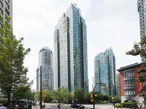 Apartment for sale in West End VW, Vancouver, Vancouver West, 1602 1288 W Georgia Street, 262396870 | Realtylink.org