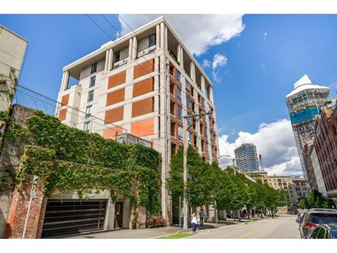 Apartment for sale in Downtown VW, Vancouver, Vancouver West, 505 531 Beatty Street, 262397241 | Realtylink.org