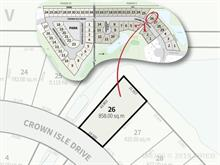 Lot for sale in Courtenay, Crown Isle, 2199 Crown Isle Drive, 456165 | Realtylink.org