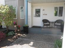 Townhouse for sale in Sardis West Vedder Rd, Sardis, Sardis, 15 45435 Knight Road, 262398147 | Realtylink.org