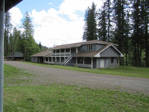 House for sale in Likely, Williams Lake, 4831 Quesnel Forks Road, 262398324 | Realtylink.org