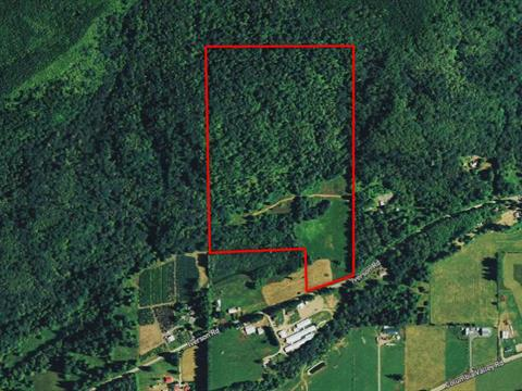 Lot for sale in Columbia Valley, Cultus Lake, Lot B Iverson Road, 262398464   Realtylink.org