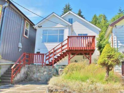House for sale in Prince Rupert - City, Prince Rupert, Prince Rupert, 136 W 8th Avenue, 262289180 | Realtylink.org