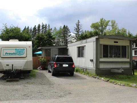 Manufactured Home for sale in Terrace - City, Terrace, Terrace, 55 4625 Graham Avenue, 262399500 | Realtylink.org