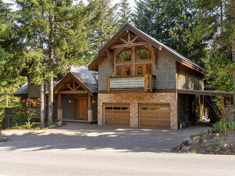 House for sale in Alpine Meadows, Whistler, Whistler, 8228 Valley Drive, 262355341   Realtylink.org