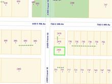 Lot for sale in Mount Pleasant VE, Vancouver, Vancouver East, 2420 Fraser Street, 262400300 | Realtylink.org