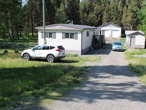 Manufactured Home for sale in 108 Ranch, 108 Mile Ranch, 100 Mile House, 4998 Smith Road, 262399362 | Realtylink.org