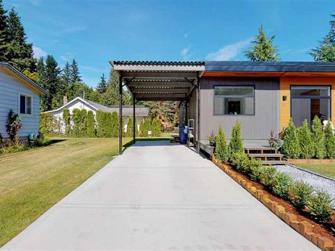 Manufactured Home for sale in Sechelt District, Sechelt, Sunshine Coast, 1 4496 Sunshine Coast Highway, 262400093 | Realtylink.org