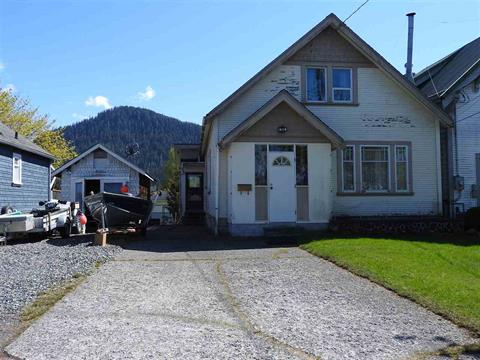 House for sale in Prince Rupert - City, Prince Rupert, Prince Rupert, 316 E 5th Avenue, 262398192 | Realtylink.org