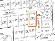 Lot for sale in Fort St. John - City NW, Fort St. John, Fort St. John, 11103 115 Avenue, 262360520 | Realtylink.org