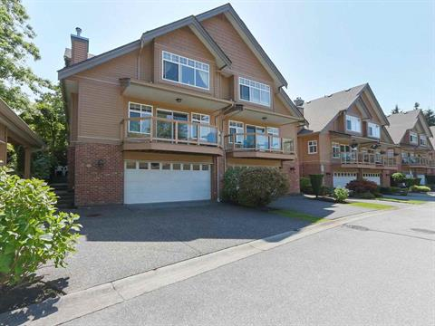 Townhouse for sale in Oaklands, Burnaby, Burnaby South, 1 5201 Oakmount Crescent, 262400022 | Realtylink.org