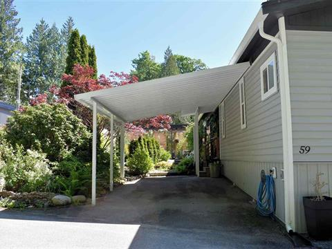 Manufactured Home for sale in Sechelt District, Wilson Creek, Sunshine Coast, 59 4496 Sunshine Coast Highway, 262394715 | Realtylink.org