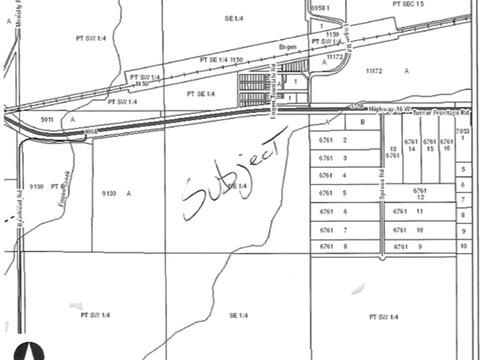 Lot for sale in Vanderhoof - Rural, Vanderhoof, Vanderhoof And Area, 19741 W 16 (Yellowhead) Highway, 262394772 | Realtylink.org