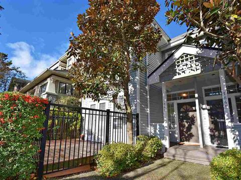 Townhouse for sale in Kitsilano, Vancouver, Vancouver West, 1847 W 12th Avenue, 262383728 | Realtylink.org