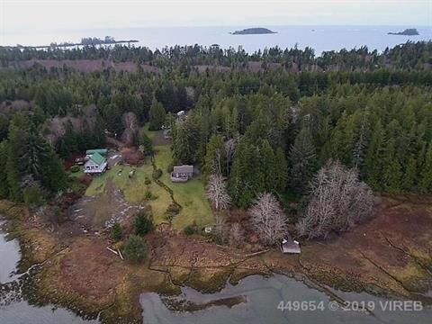 House for sale in Tofino, PG Rural South, 1260 Pacific Rim Hwy, 449654   Realtylink.org