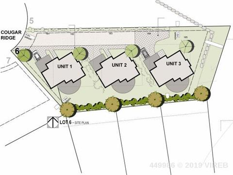Lot for sale in Nanaimo, Williams Lake, 5605 Cougar Ridge Place, 449986 | Realtylink.org