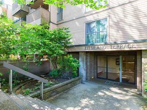 Apartment for sale in Kitsilano, Vancouver, Vancouver West, 102 2211 W 2nd Avenue, 262395453 | Realtylink.org